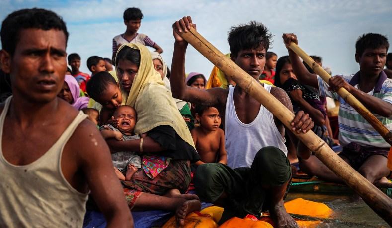Genocide of the Muslims of Burma