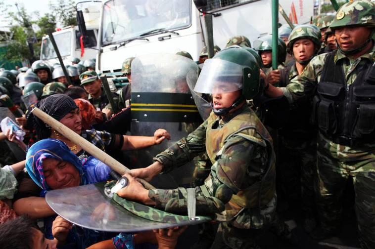 Genocide of the Uyghur Muslims